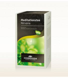 BIO Herbata do medytacji Nirvana 20x1,5g Cosmoveda
