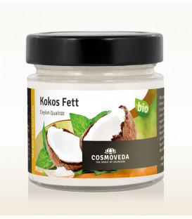 Olej kokosowy EKO 150g. Cosmoveda - bezwonny, tłoczony na zimno