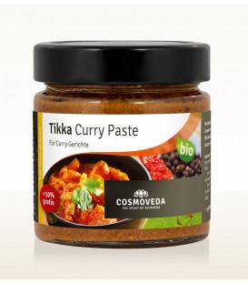 Pasta Tikka Curry ORGANICZNA 160g Cosmoveda