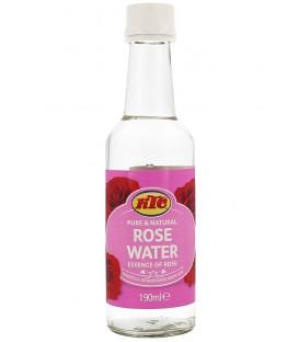 Woda różana 190ml KTC