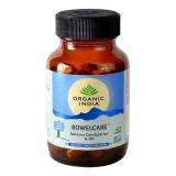 Bowelcare Organic India 60 kaps suplement diety - Zespół Jelita Drażliwego & wrzody