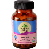 Amalaki - Owoce Amli, 60 kapsułek, Organic India (Suplement diety) - żródło witaminy C