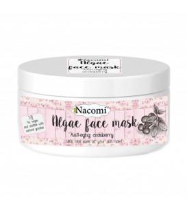 Maska algowa żurawina - Przeciwstarzeniowa  100 ml Nacomi