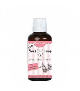 Olej ze słodkich migdałów 30ml  Nacomi