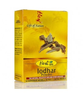 Lodhar maseczka w pudrze 50g Hesh