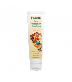 Emulsja do opalania SPF 15 150ml Nacomi