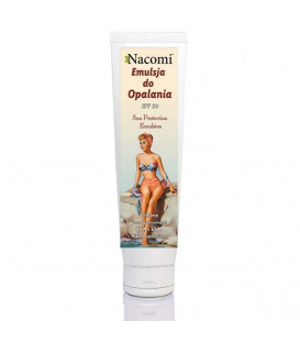 Emulsja do opalania SPF 30 150ml Nacomi