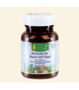 Włosy & Paznokcie Rasayana 60 tabletek - suplement diety, Maharishi Ayurveda