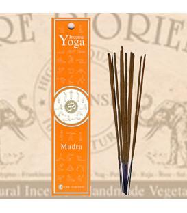 Mudra Yoga Incense Fiore D'Oriente 12 g, 8 pcs.
