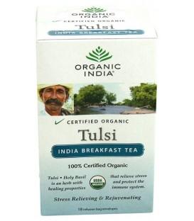 Indian Breakfast Tea Organic India