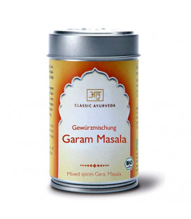 Garam Masala powder, organic, 50 g
