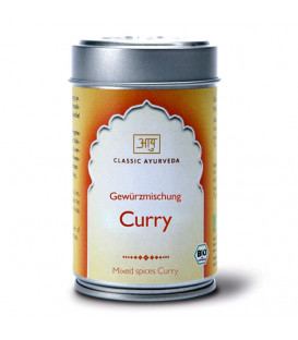 Indian Curry organic, 40 g
