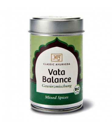 Vata Balance spice blend organic, 50 g