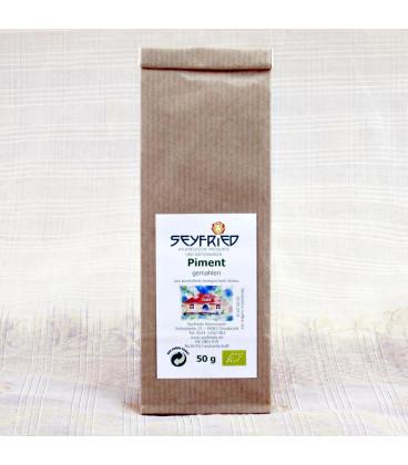 Organiczny sproszkowany pieprz Pimento, 50g Classic Ayurveda