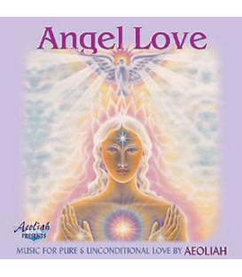 Angel Love - Aeoliah CD