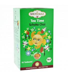 Tea Time Shoti Maa Sundial Tea organic, 16 teabags
