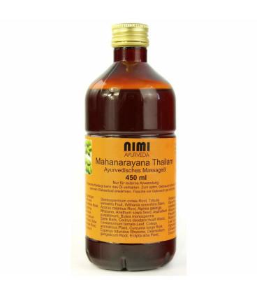 Mahanarayana Thailam Nimi Ayurveda, 450 ml