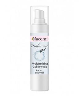 Serum żelowe do twarzy - hialuronowe  50 ml Nacomi