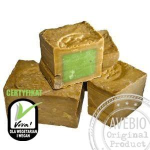 Mydło oliwkowo-laurowe Aleppo 200g (50% oleju laurowego)