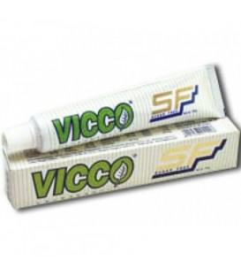 Pasta do Zębów Bez Cukru 200ml Vicco Vajradanti