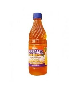 Olej sezamowy do masażu 500ml Dabur